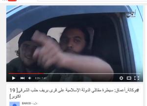 ISIS Aleppo 3