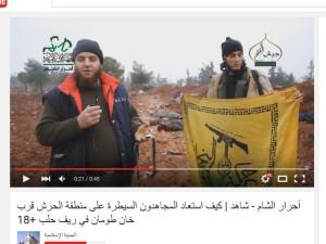 Ahrar al Sham fadel Brigaden Irak