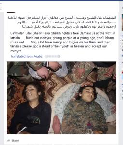 Dr Z Idlib Ahrar tote Kinder Neffe