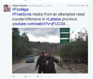 Free syria Media Röpcke