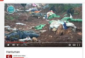 Khan Tuman leichen über Leichen