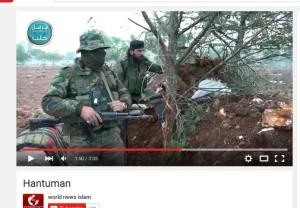 Khan Tuman Söldner Nusra
