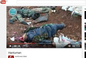Kopf zermanscht Nusra
