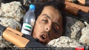 Lajat Daraa ISIS gegen FSa-JN ekelige Propaganda