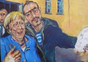 Merkel immer besser