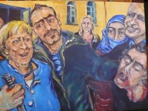 Merkels gastgeschenk