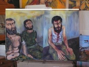 Zyklus Idlib moderate Kopfabschneider Jaish al IFatah