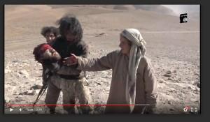 Homs ISIS Leichenschänder