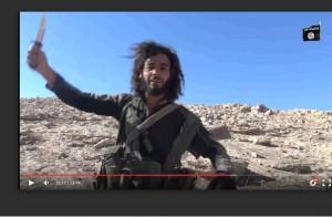 Homs ISIS Terrorist
