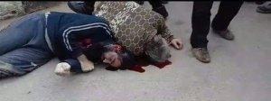 Idlib city zwei ermordet als SpioneCa3GWeIUsAAQlfX