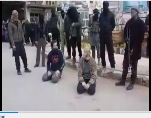 Idlib City zwei weitere Menschen ermordet