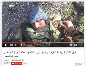 Latakia Gefangener rmordet