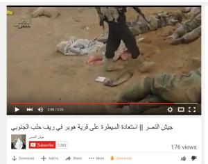 Nasr Armee Aleppo wieJN