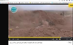 sendvideo Nusra FSA Morde an wehrlosen