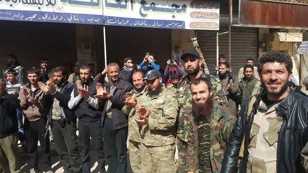 Abu Baker Ahrar al Sham MareaCd1dFN7WEAA0NiV
