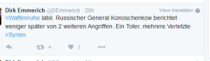 Emmerich Angriffe ein toter