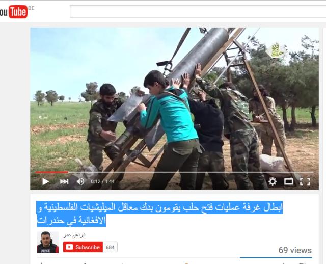 Barrelbomben und Kindersoldaten