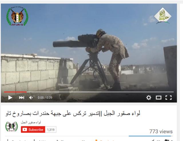 Bergfalken mit Al-Kaida-Ideologie