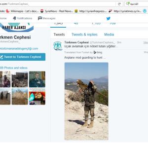Fn-6 turkmenen terroristen
