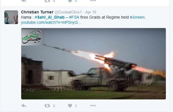 Ghab US NATO FSA Terroristen mit TIP-Kaida