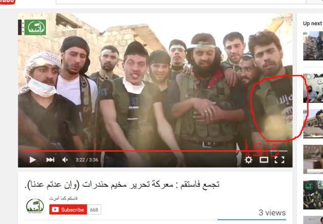 Handarat FSA und ISIS