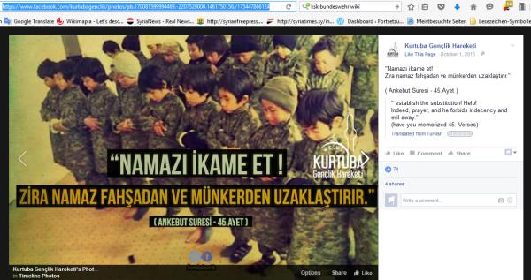 Helfen in Not kurtuba Kindersoldaten