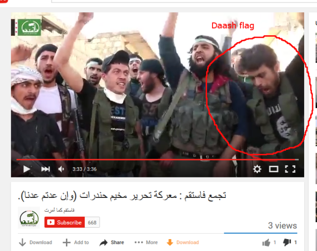 ISIS-FSA Handarat