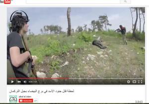 Jabal Islamic berg terroristen