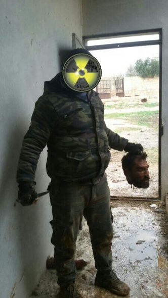#مصير #كل من تسول له اويهيئ له انه #بامكانه #الدخول #الى ريف #حمص الشمالي وريف #حماه الجنوبي من النصيرية