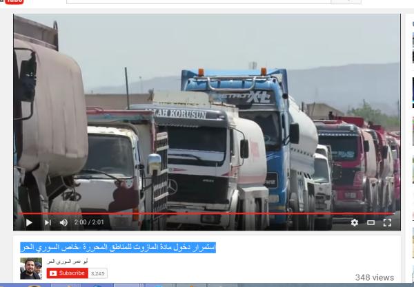 Al-Kaida Omar al sory Terroristen-Sprit-Konvoi