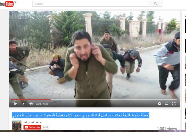 Glückssträhne Al-Kaida Omar