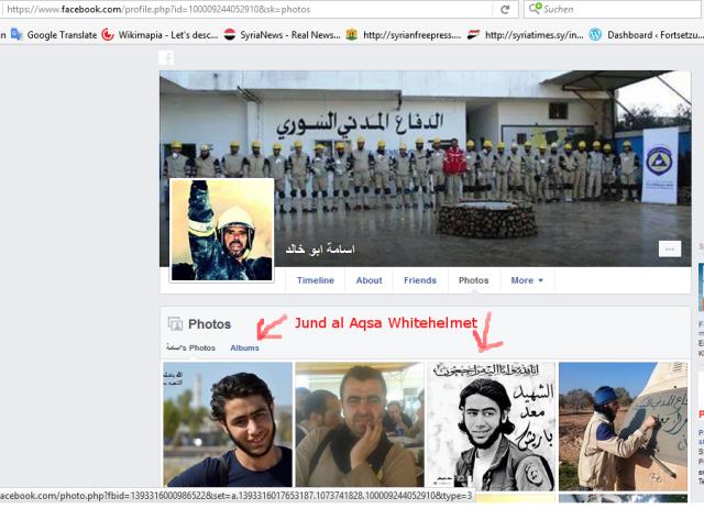 Jund alAqsaWeisshelm Nachruf
