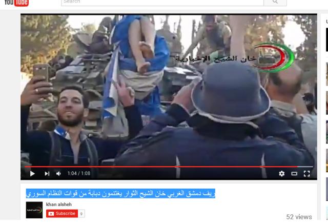 Khan eseh selfes Kriegsverbrechen