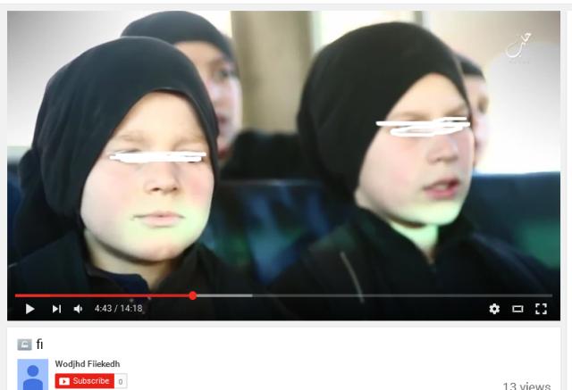 killerkinder im Bus Franzosen