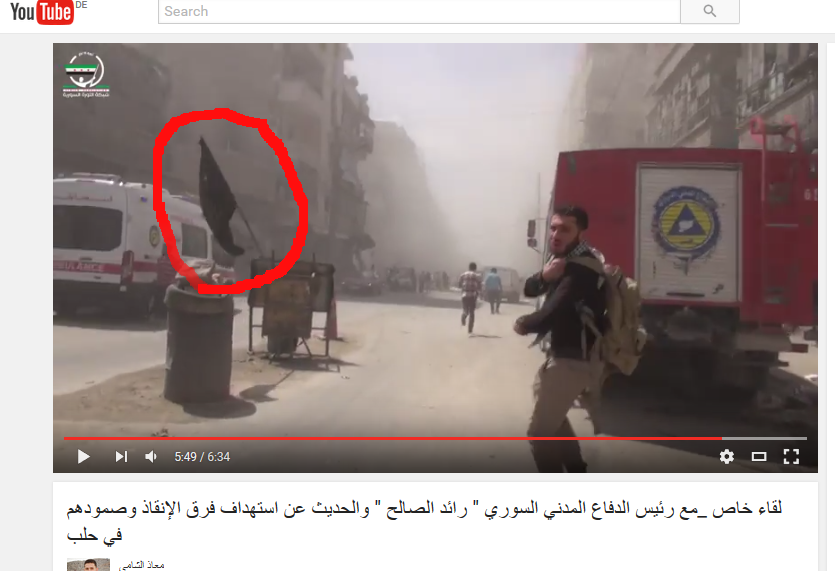 Moaz al Kaida propagandist