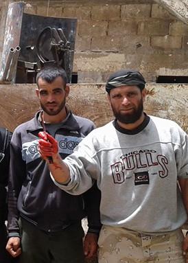 Todeschwadron Imad ausschnitt