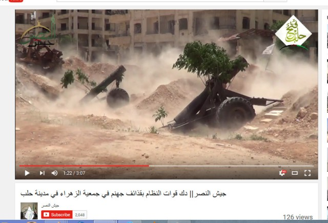 zahraa bündnis terroristen waffenruhe