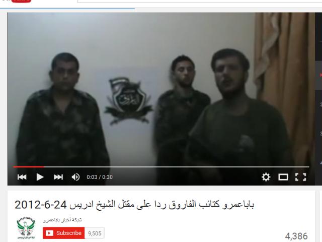 Abu Sakar mit Opfern