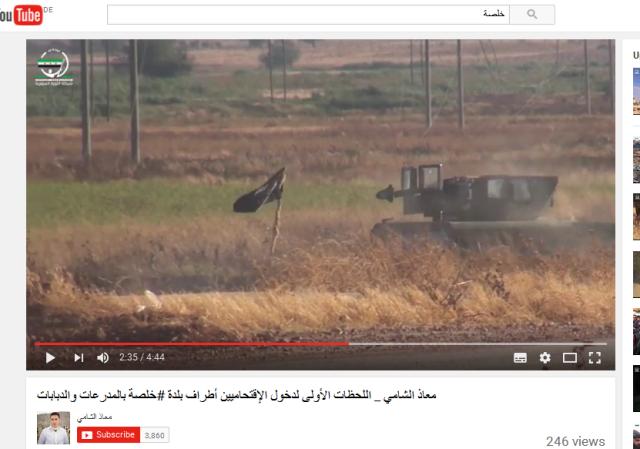al-kaida oder Türkische Armee flagge JN