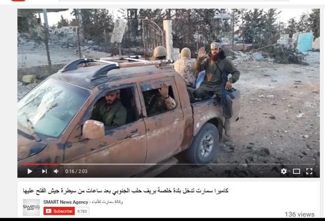 Al-Kaida warlords Aleppo