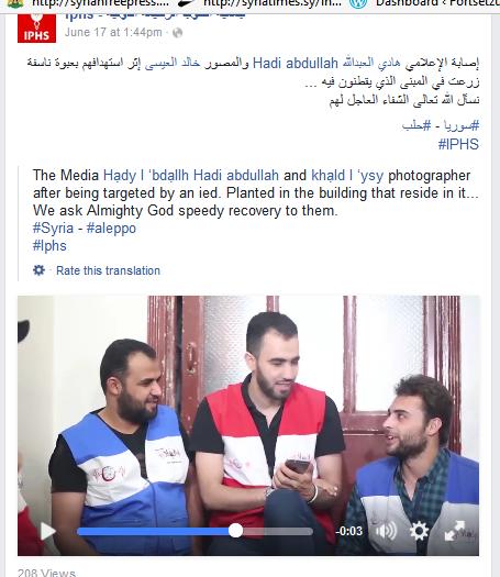 charity und medienterroristen