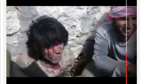 Folterer und Opfer karassi