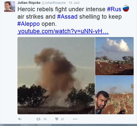 Heroic rebels röpcke