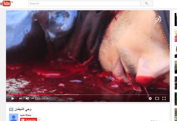 IS Deir Ezzor ermordet
