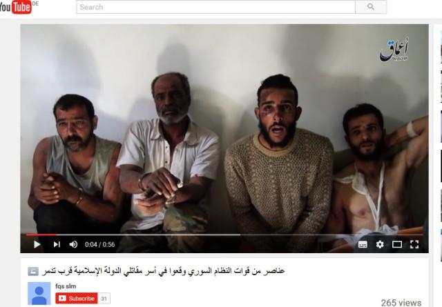 Palmyra youtube zensur