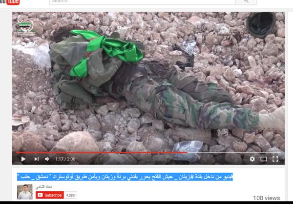 Terroristenvideo Moaz