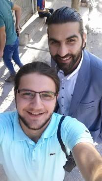 Anas Tracey nabil tracy mhaisni aktivists