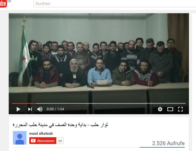 Hamza al Khateb Terroristen führer O