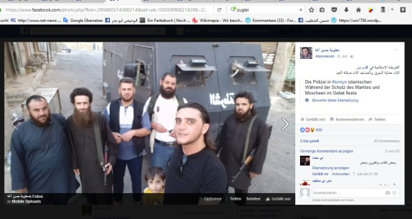 Jund al Aqsa-Mafia