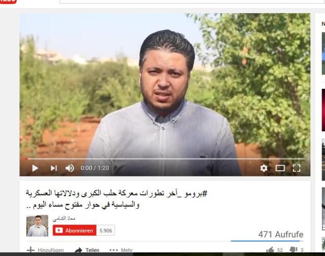 Moaz al Drecksack und abu salah baba amr